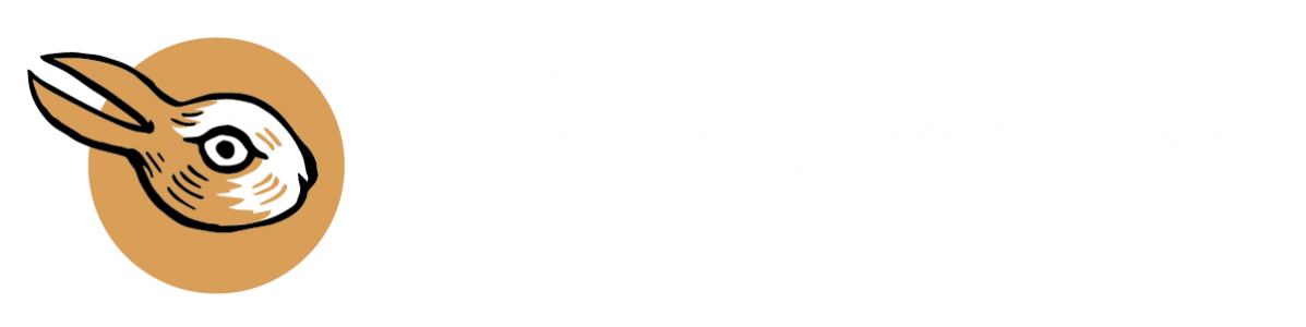 Department of Amphibological Research